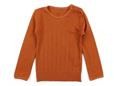 Noa Noa Miniature t-shirt Doria ginger bread